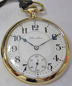 Hamilton Pocket Watch